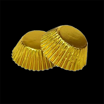 Baking Cup Gold