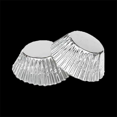 Baking Cup Silver